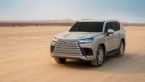 Lexus LX: generație nouă pentru SUV-ul premium japonez