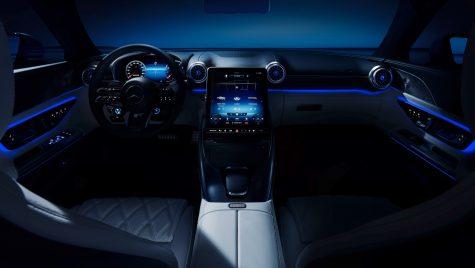 Noul Mercedes-AMG SL va fi prezentat în 28 octombrie