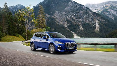 Acesta este noul BMW Seria 2 Active Tourer!