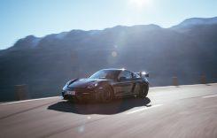 Porsche 718 Cayman GT4 RS va fi lansat în luna noiembrie 2021