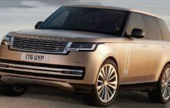 Noul Range Rover: primele imagini neoficiale