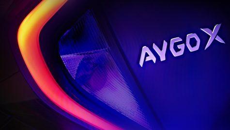 Toyota Aygo X va fi lansată în luna noiembrie 2021