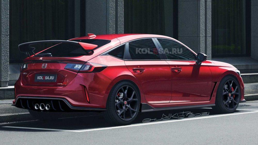 Viitoarea Honda Civic Type R autoexpert.ro