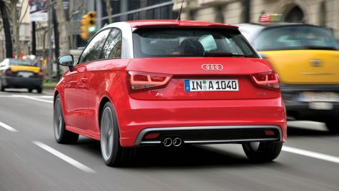 Lansare internationala Audi A1