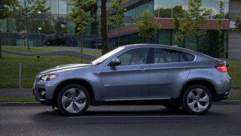 BMW X6 Active Hybrid 4.4 i 485 CP