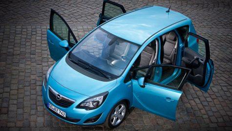 Lansare internationala Opel Meriva