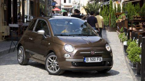 FIAT 500 By Diesel 1.4 16v 100 CP