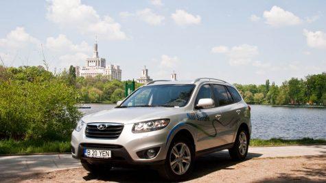 Hyundai Santa Fe 2.2 DSL 197 CP