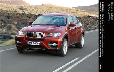 Test drive BMW X6 – Pretenții de SUV coupe