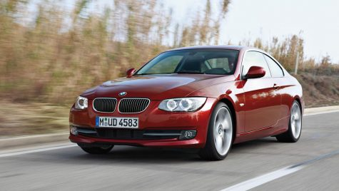 Lansare internationala BMW Seria 3 Coupe facelift