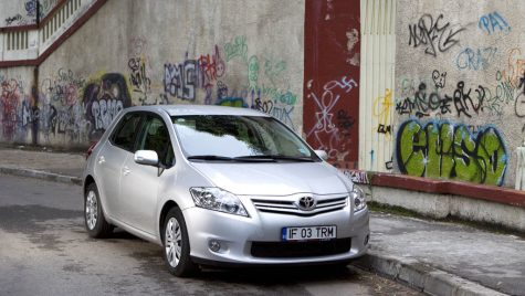 Toyota Auris 1.4 D-4D 90 CP