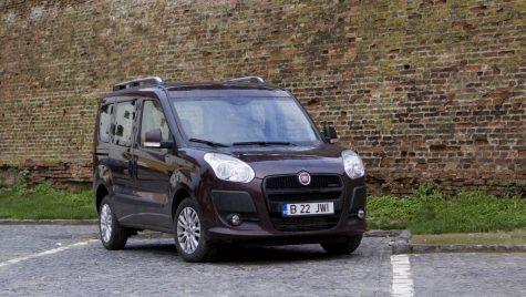 Fiat Doblo Panorama 1.6 Multijet 105 CP