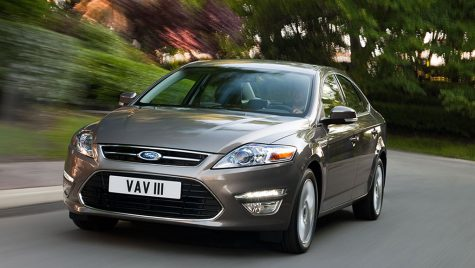 Ford Mondeo 2.2 TDCi 200 CP face lift