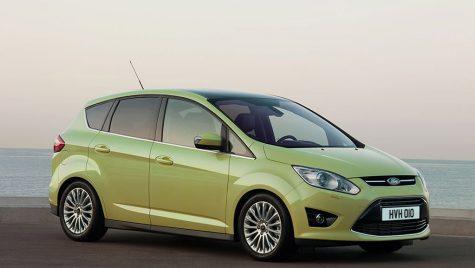 Lansare internațională Ford C-MAX și Grand C-MAX