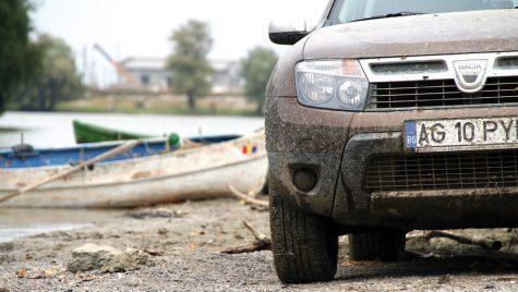 Expediție 4×4: Dacia Duster la Chilia Veche