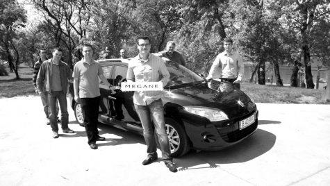 Anduranță Renault Megane ST: Ultimul episod