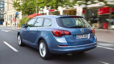 Lansare internațională Opel Astra Sports Tourer