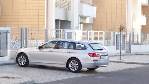 BMW 530d Touring 245 CP