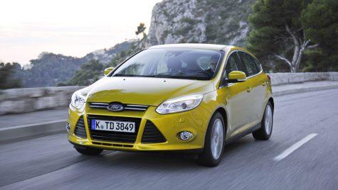 Lansare internațională Ford Focus
