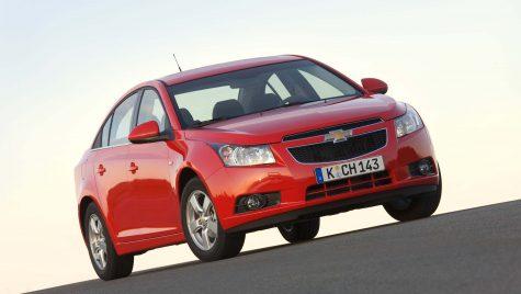Test drive Chevrolet Cruze – O nouă interpretare a clasei compacte