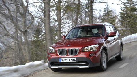 Lansare internațională BMW X1 xDrive28i