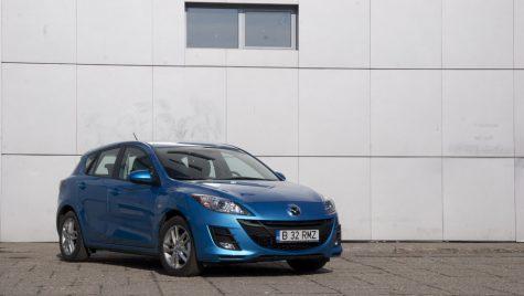Mazda 3 1.6 CD 115 CP