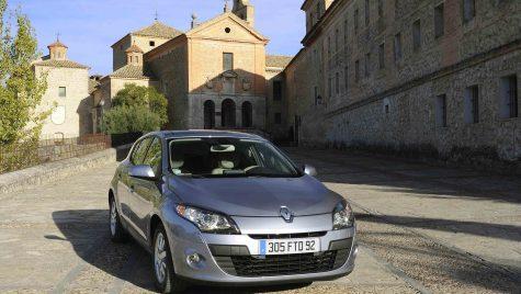 Test drive Renault Megane III