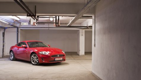 Jaguar XKR Coupe 5.0 Supercharged 510 CP