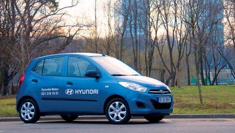 Hyundai i10 1.1i 69 CP