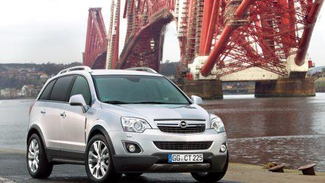 Opel Antara 2.2 D ECOTEC 184 CP AWD Aut.