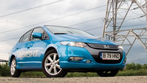 Test drive Honda Insight 1.3 IMA 98 CP