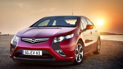Opel Ampera Extended Range EV