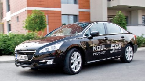 Peugeot 508 1.6 THP 156 CP
