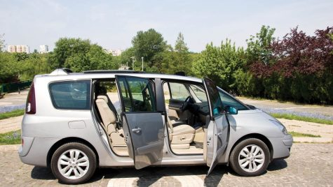 Test drive Renault Grand Espace 2.0 dCi 150 CP