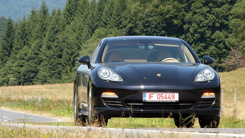Porsche Panamera Diesel 3.0 V6