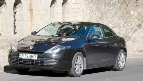 Test drive Renault Laguna Coupe 2.0 TCe 170 CP