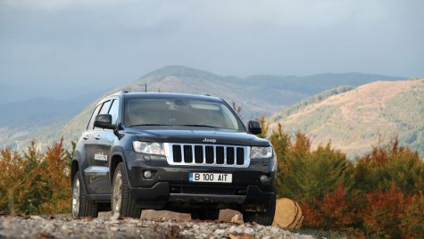 Test drive – Jeep Grand Cherokee 3.0 TD V6 241 CP