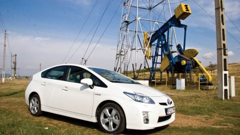 Test drive Toyota Prius 1.8 Hybrid 136 CP