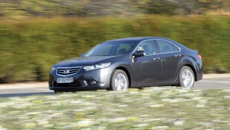 Test drive – Honda Accord 2.0 I-VTEC 156 CP