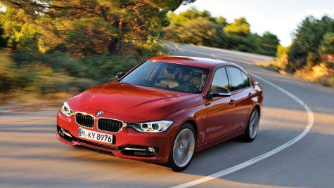 Lansare internațională BMW Seria 3