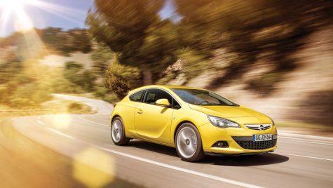 Opel Astra GTC 2.0 CDTI 165 CP