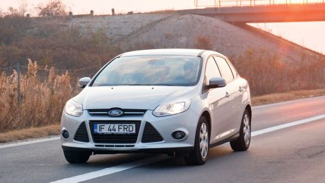 Test drive – Ford Focus Sedan 1.6 Ti-VCT 105 CP