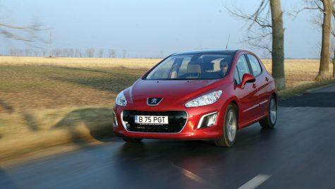 Test drive – Peugeot 308 1.6 e-HDi 112 CP