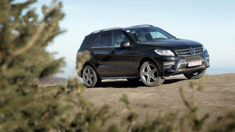 Test drive – Mercedes-Benz ML 350 BlueTEC 306 CP