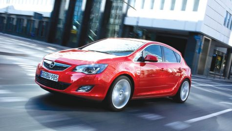 Test drive Opel Astra 1.4 Turbo