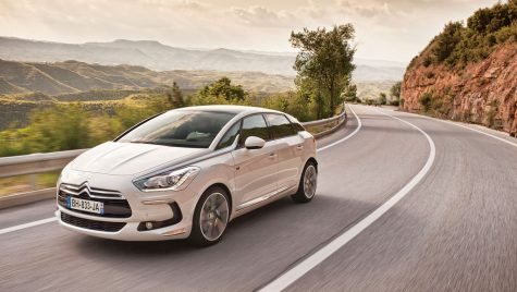 Test drive – Citroen DS5 Hybrid4