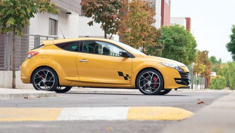 Renault Megane RS 2.0 Turbo 250 CP