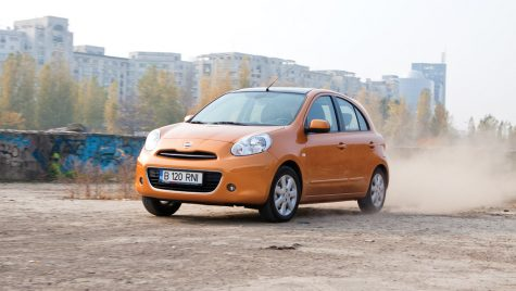 Nissan Micra 1.2i 80 CP