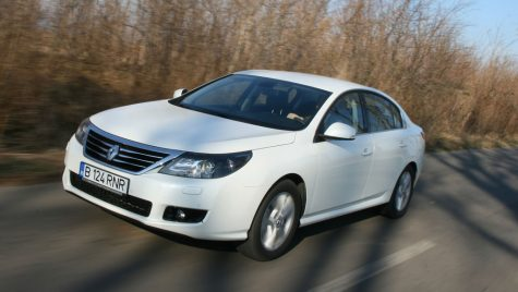 Test drive – Renault Latitude 2.0 dCi 175 CP