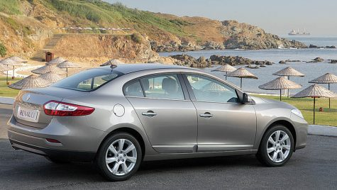 Test drive Renault Fluence